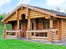 Cedar Log Cabin, Brynallt Country Park thumbnail photo 1