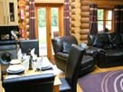Cedar Log Cabin, Brynallt Country Park thumbnail photo 5