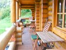 Cedar Log Cabin, Brynallt Country Park thumbnail photo 11