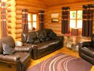 Cedar Log Cabin, Brynallt Country Park thumbnail photo 2
