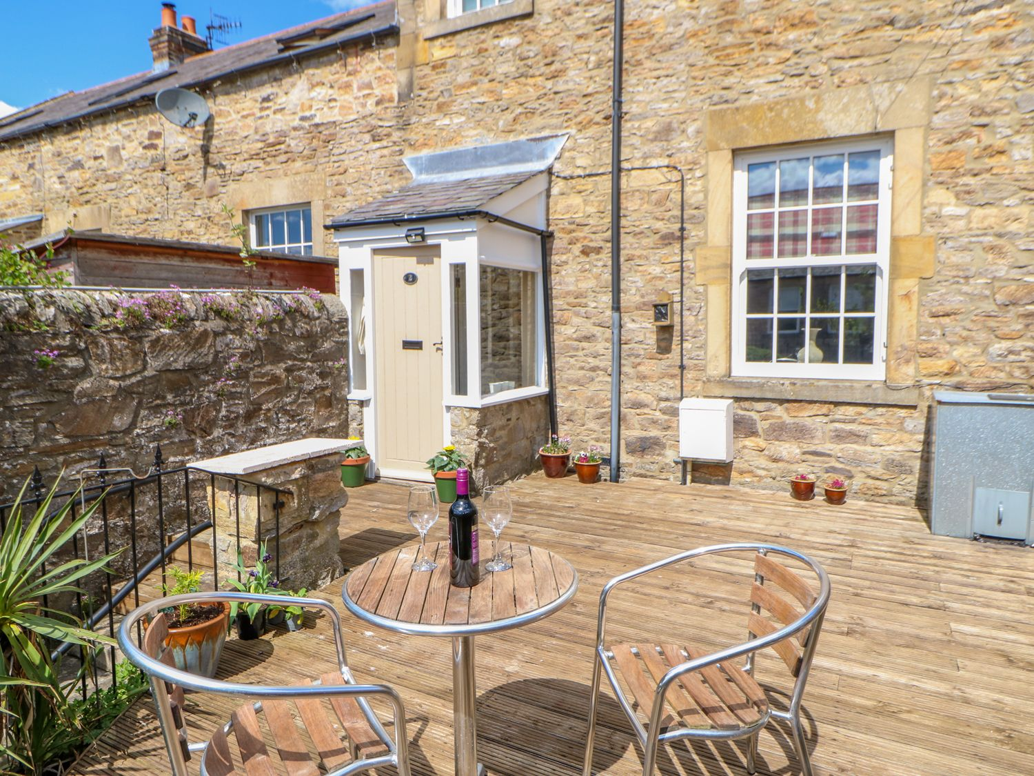 Old Workhouse Cottage - Yorkshire Dales - 1000076 - photo 1