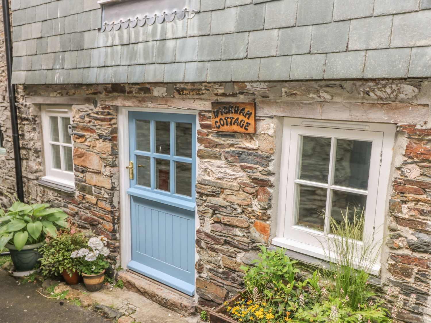 Wickham Cottage - Cornwall - 1001058 - photo 1