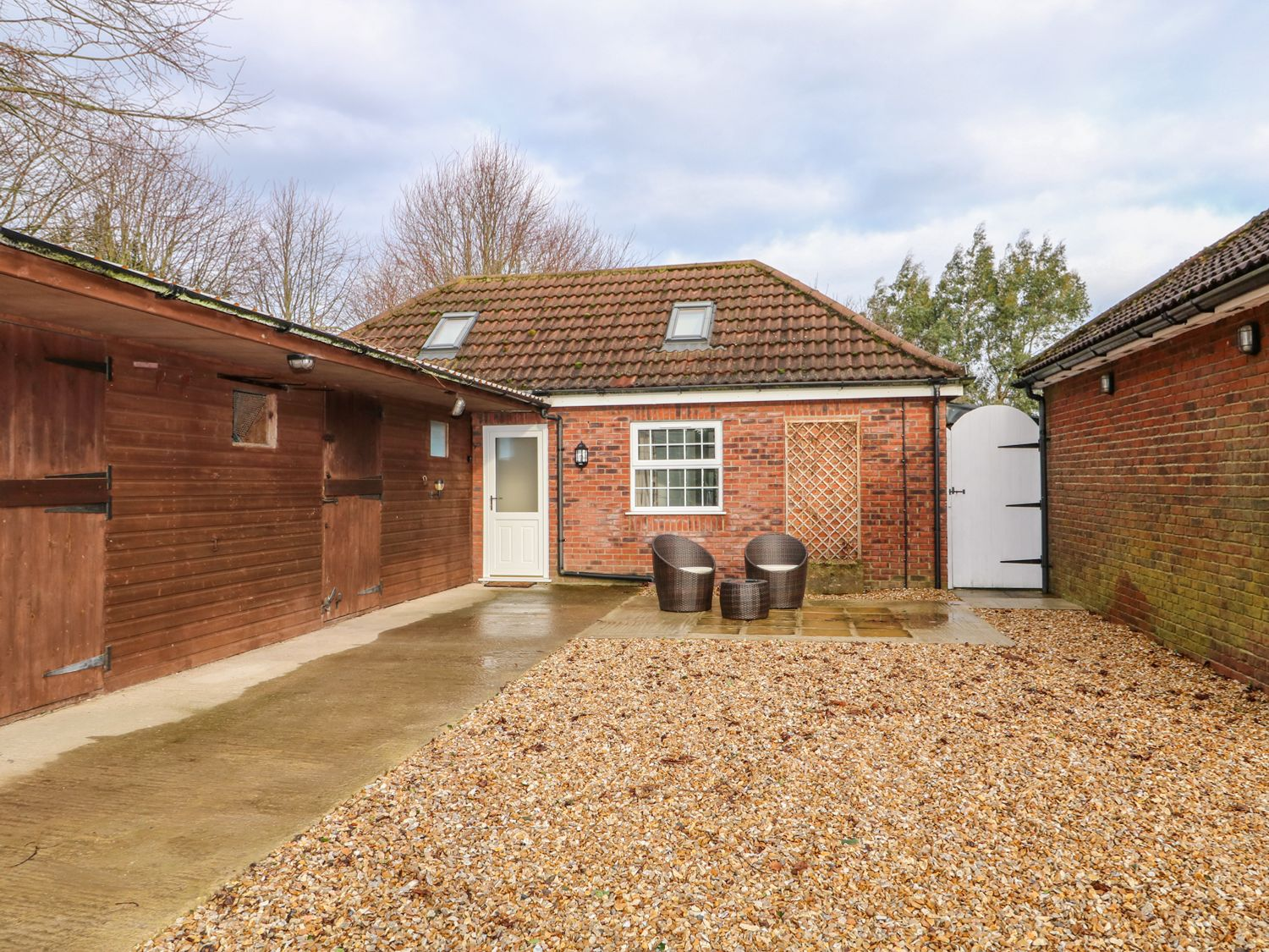 Stable End Cottage - Lincolnshire - 1001366 - photo 1