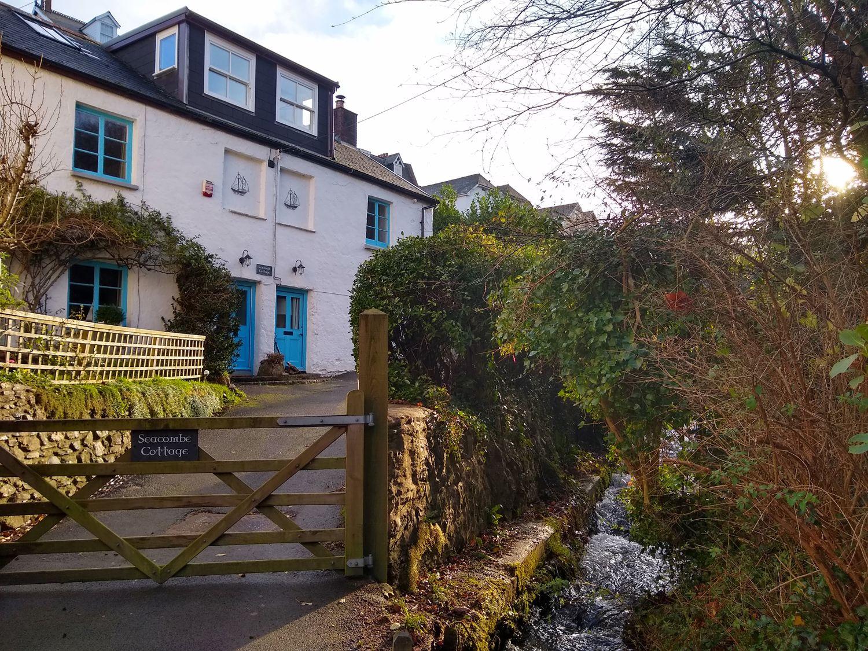 Seacombe Cottage - Devon - 1001498 - photo 1