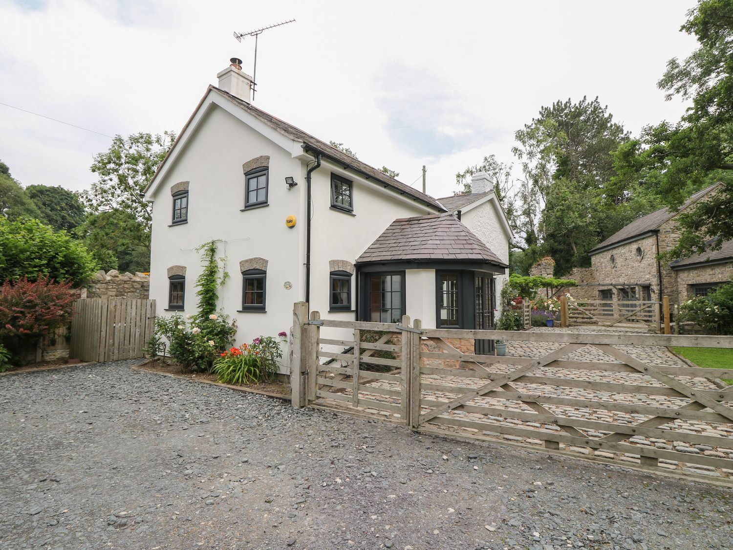 Bawbee Cottage - North Wales - 1002325 - photo 1