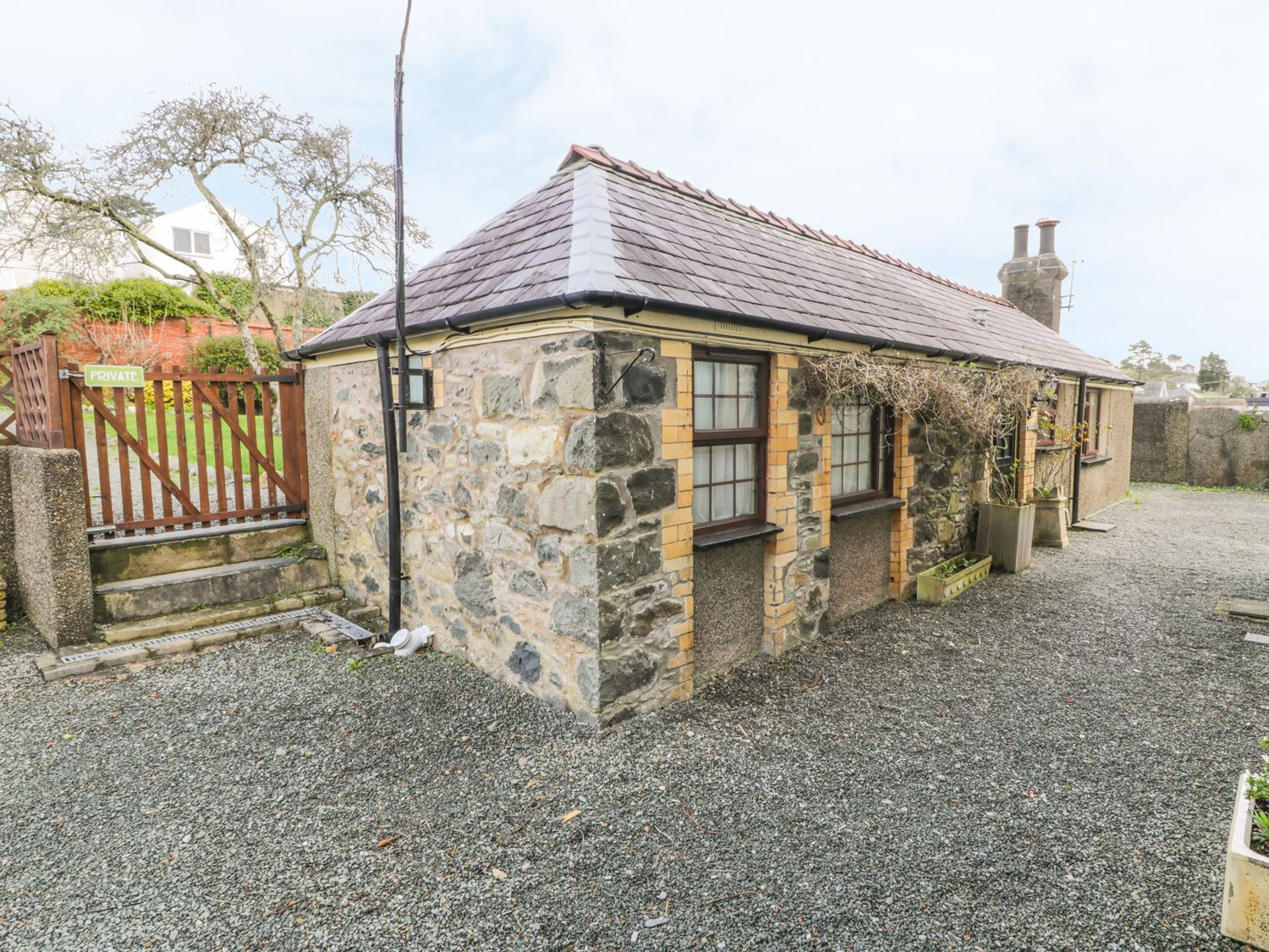 Fir Tree Cottage - North Wales - 1002544 - photo 1