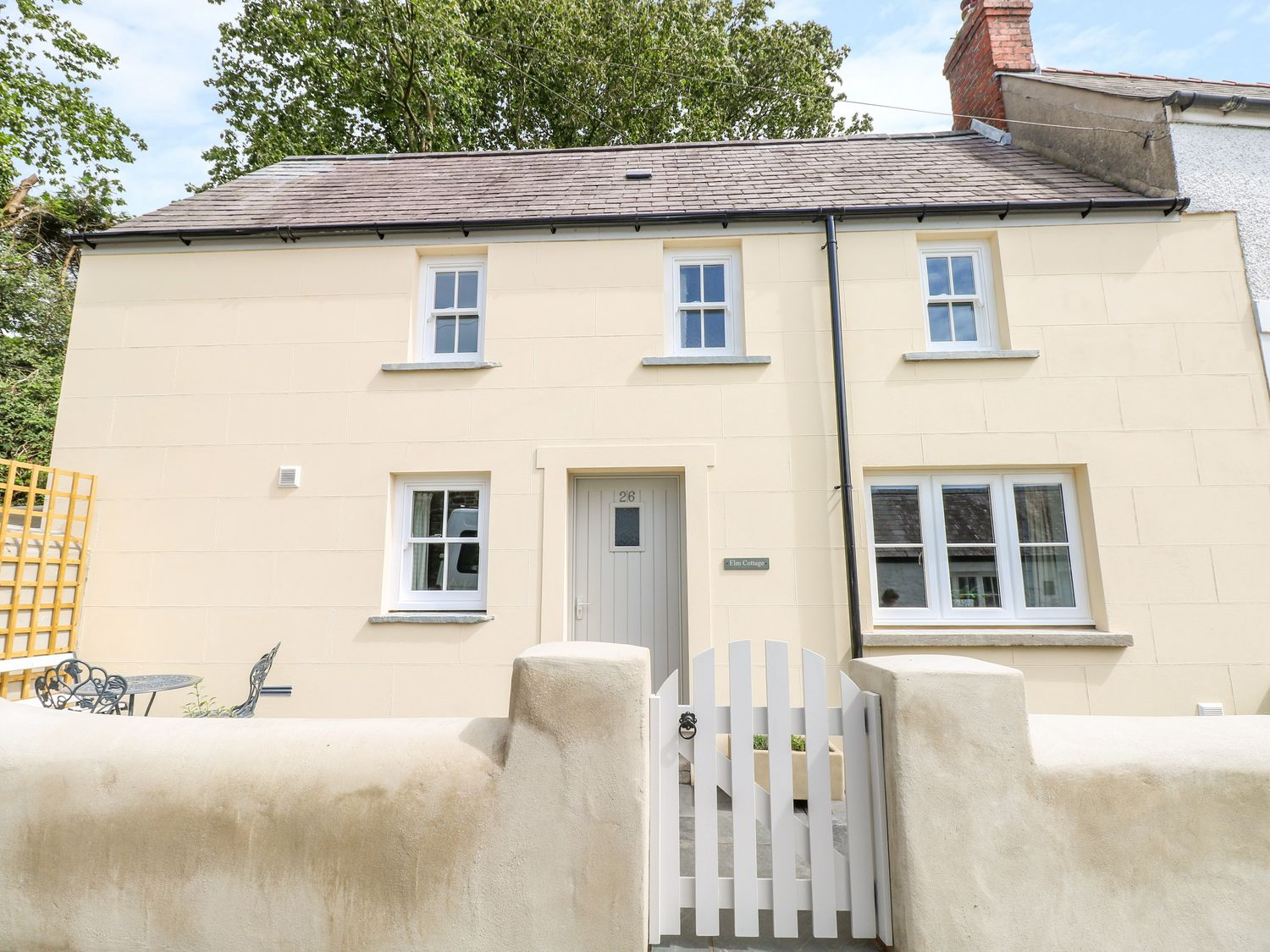 Elm Cottage - South Wales - 1002575 - photo 1