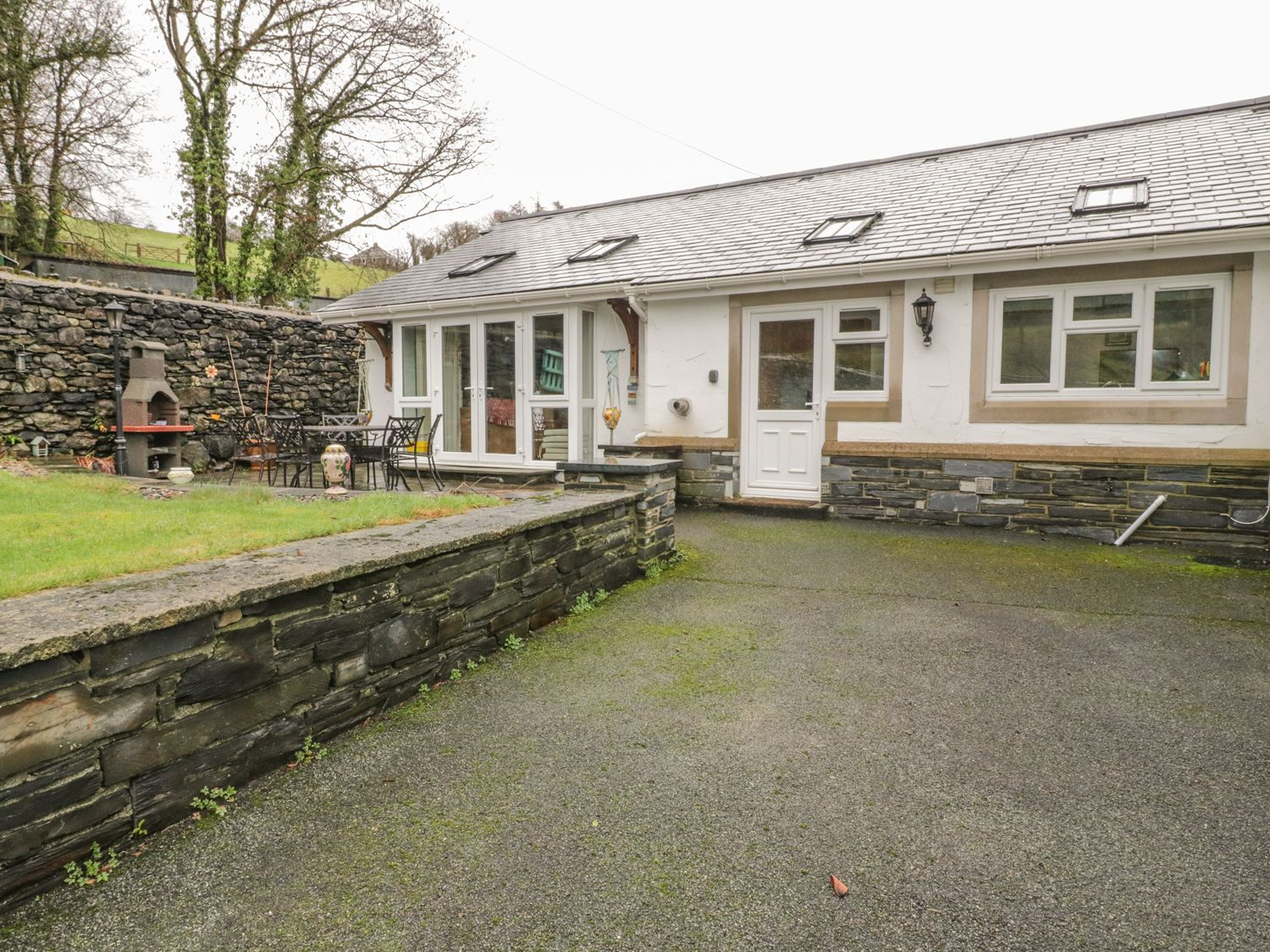 Pengwern Farm Cottage - North Wales - 1002741 - photo 1