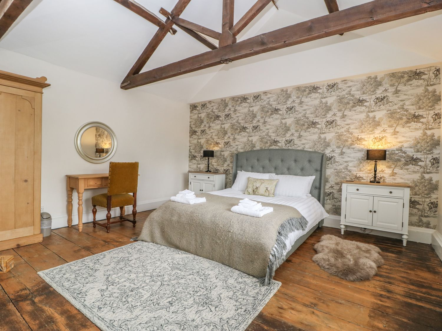 Warren House Cottage, Wragby
