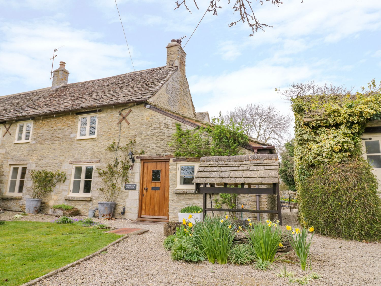 Friesland Cottage - Cotswolds - 1004553 - photo 1