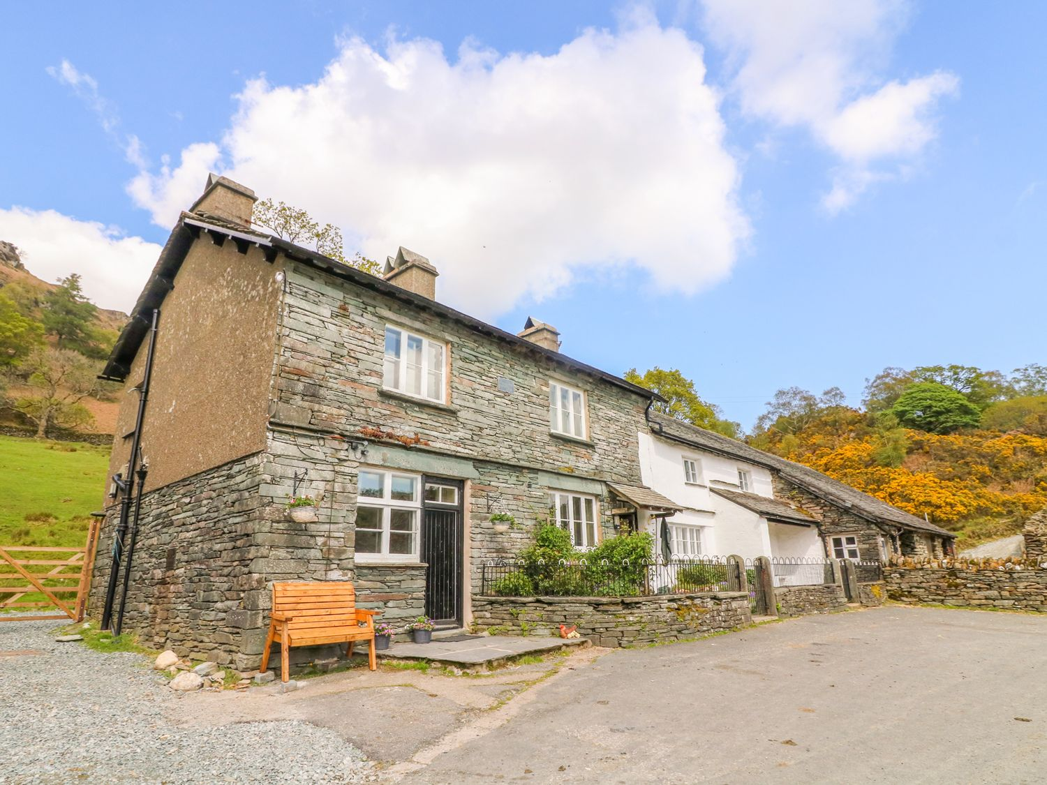 Tilberthwaite Farm Cottage - Lake District - 1004923 - photo 1