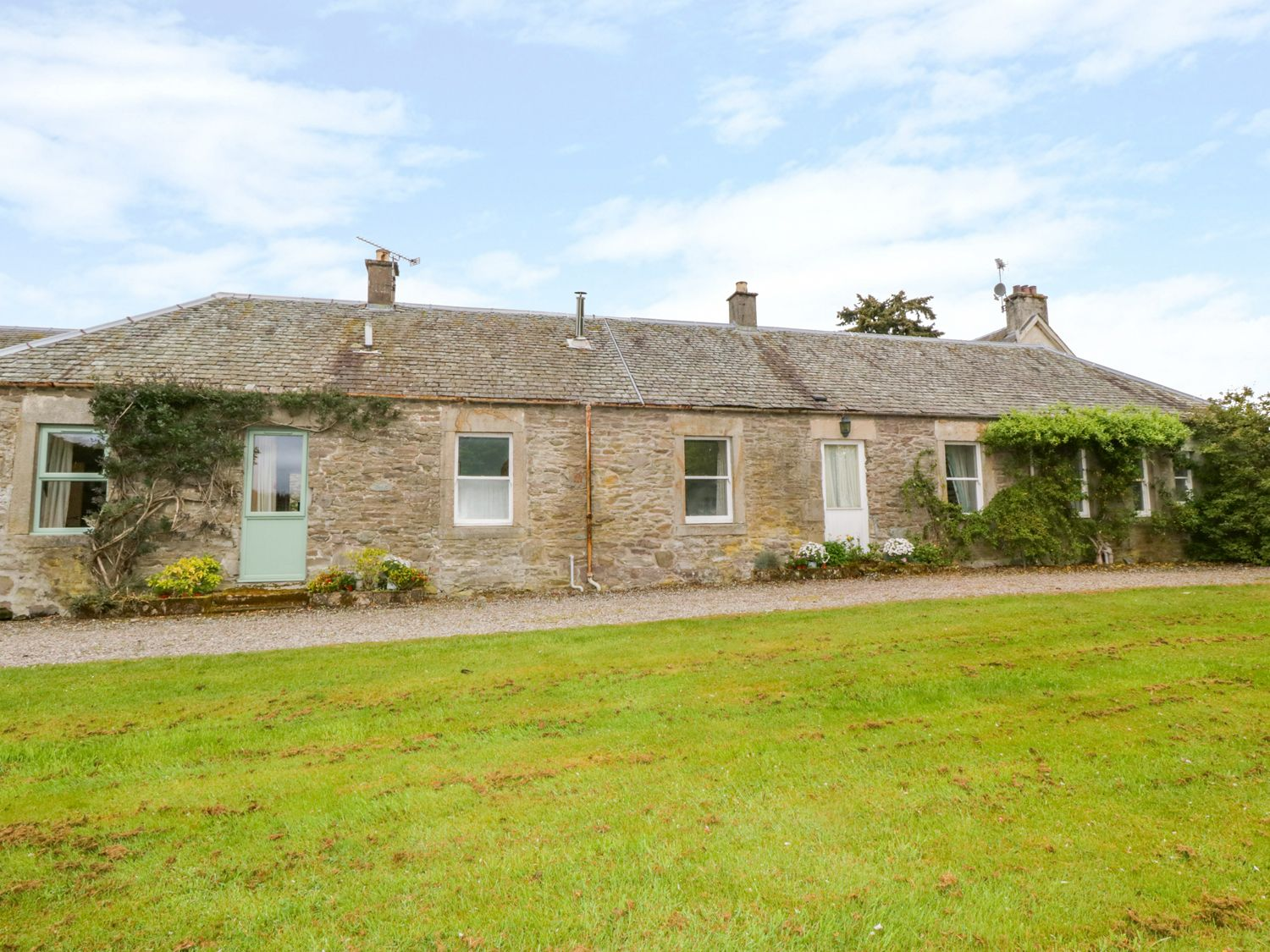 Wester Broich Farm Cottage - Scottish Lowlands - 1007254 - photo 1