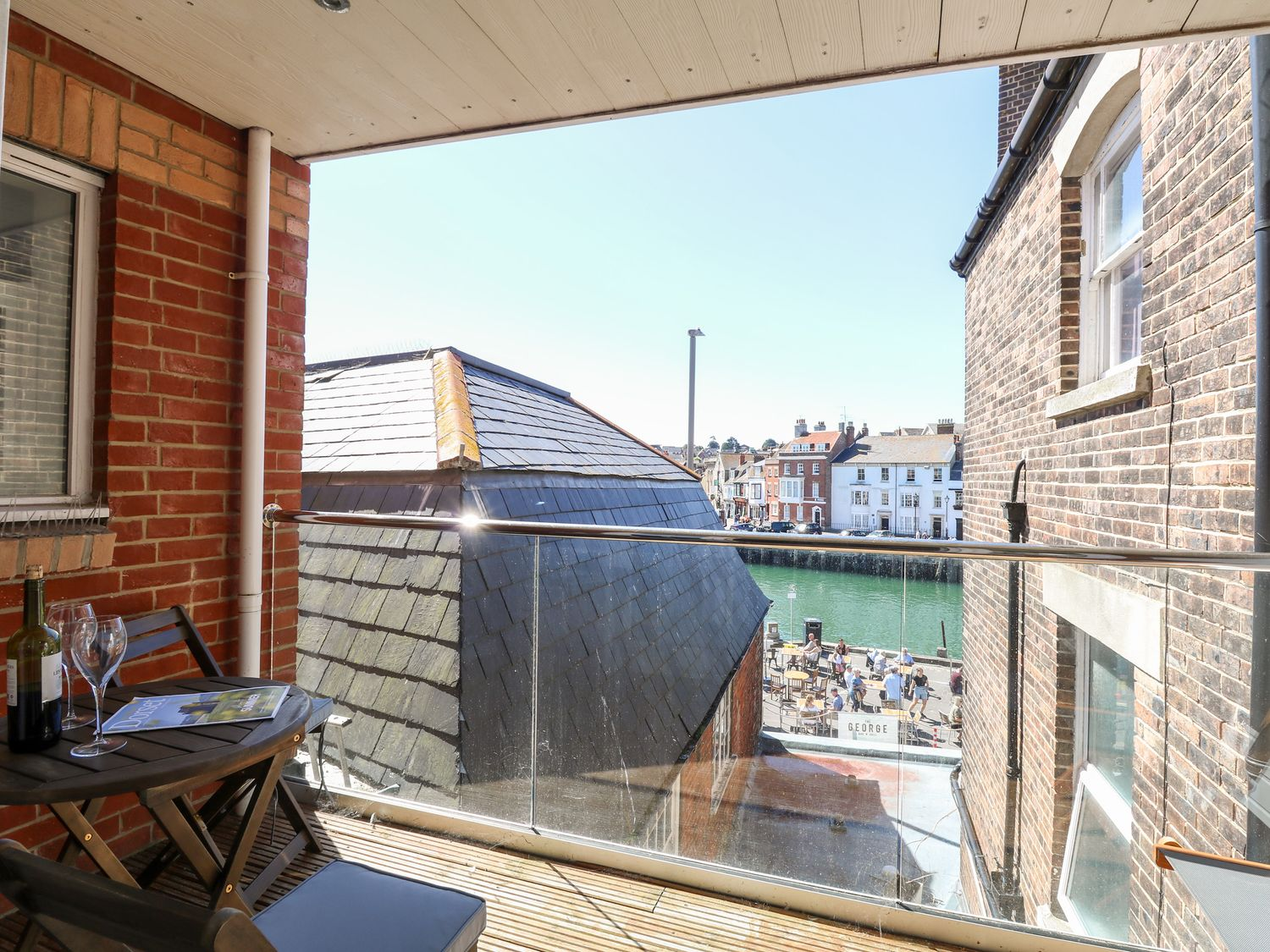 Harbour Hideaway, Weymouth
