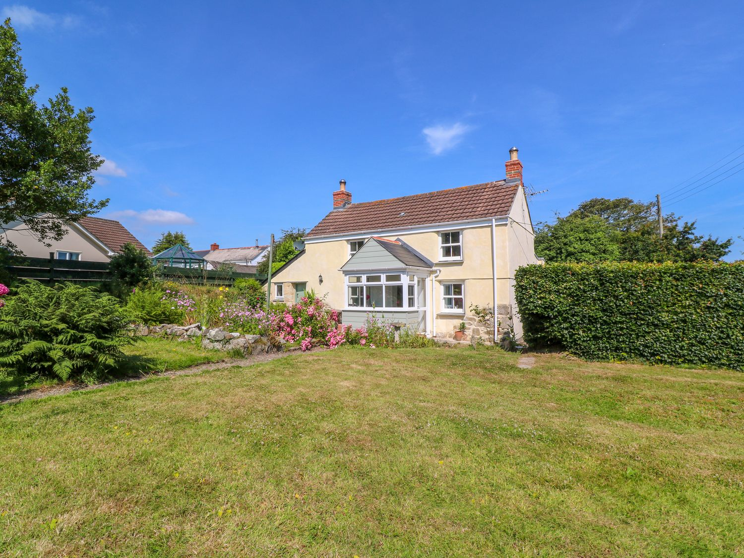 Rose Cottage - Cornwall - 1007457 - photo 1