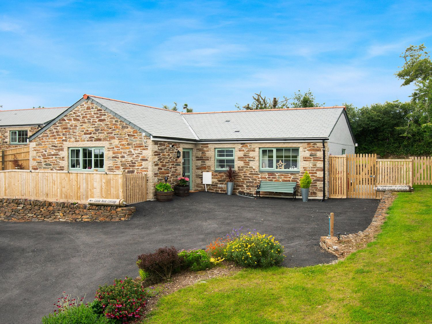 Be Our Guest Cottage - Cornwall - 1008401 - photo 1