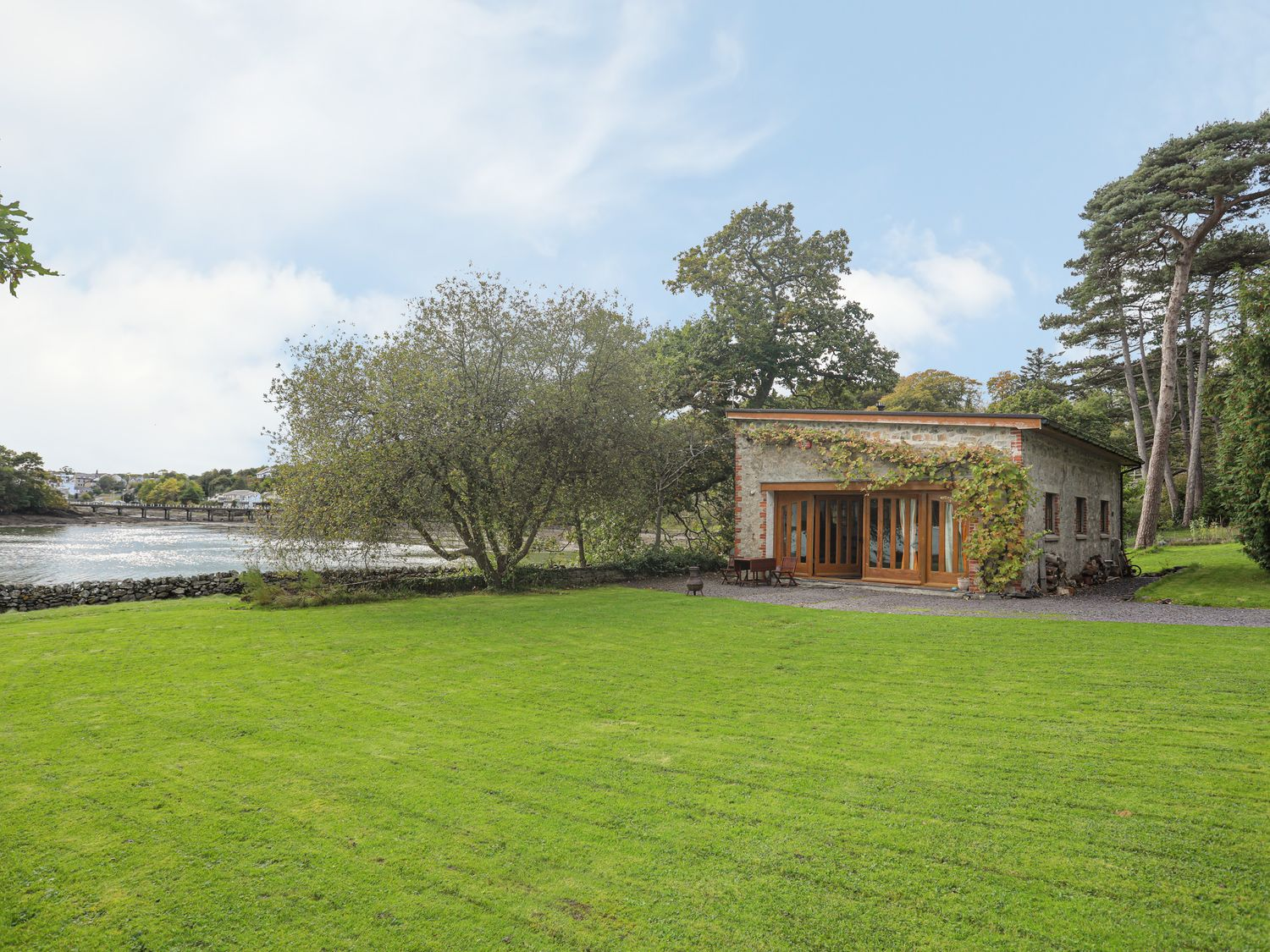 Boathouse Cadnant Gate - Anglesey - 1008729 - photo 1