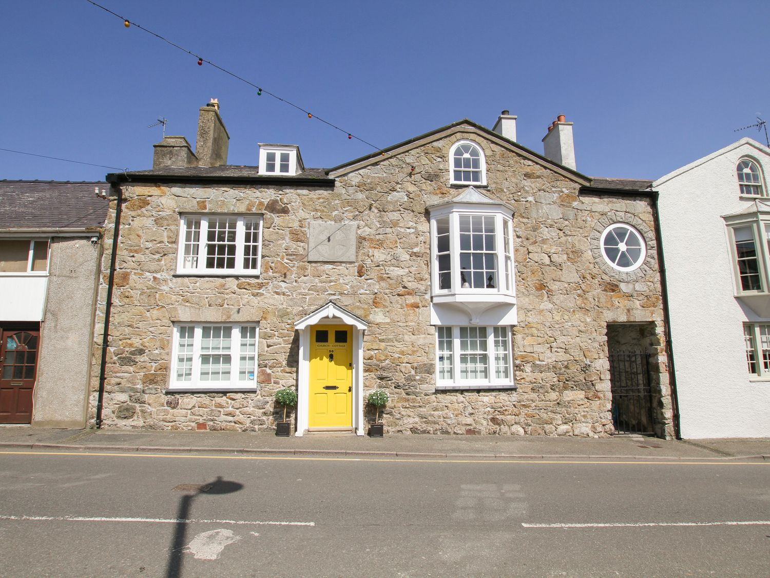 Church Cottage - Anglesey - 1008777 - photo 1