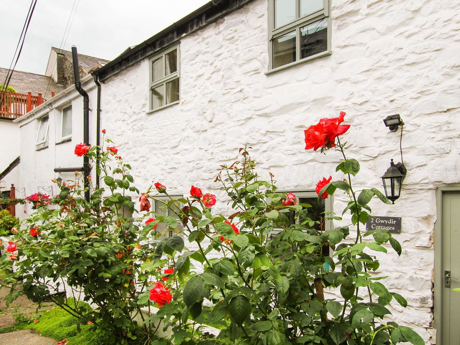 2 Gwydir Cottages - North Wales - 1008855 - photo 1