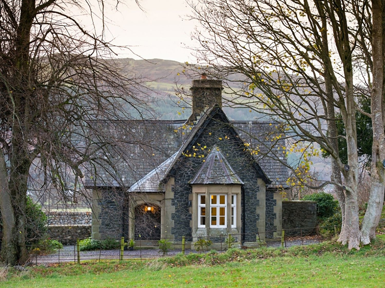 Plas Madoc Lodge - North Wales - 1008984 - photo 1