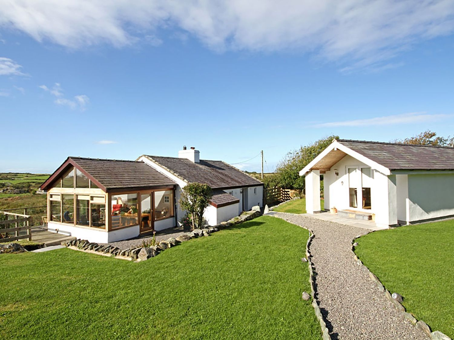 Tymynydd Cottage - Anglesey - 1009088 - photo 1