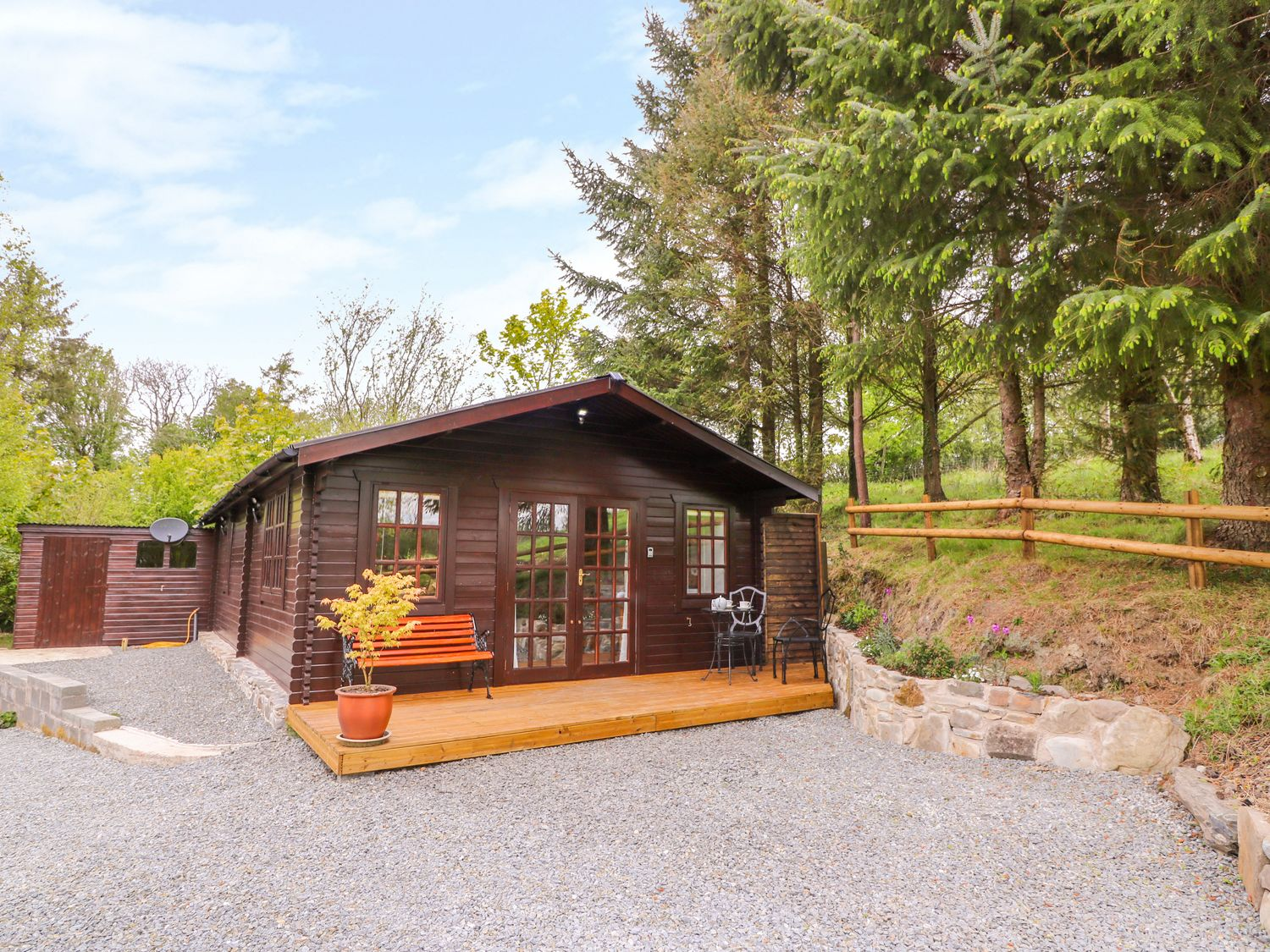 Log Cabin - Mid Wales - 1010290 - photo 1