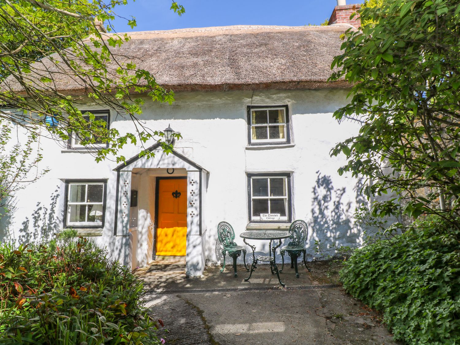 The Thatched Cottage - Cornwall - 1010677 - photo 1