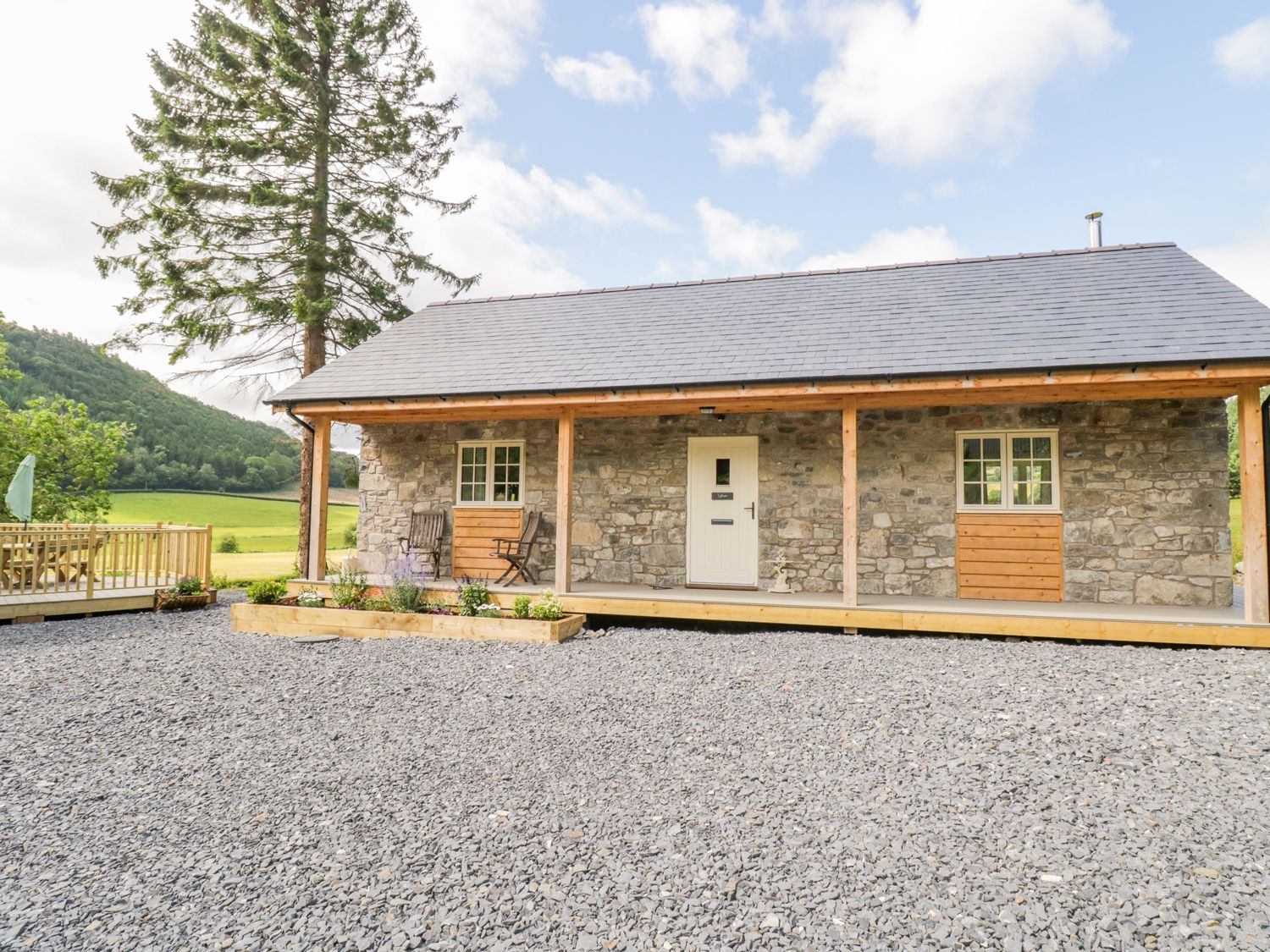 Owl Cottage - Mid Wales - 1011734 - photo 1