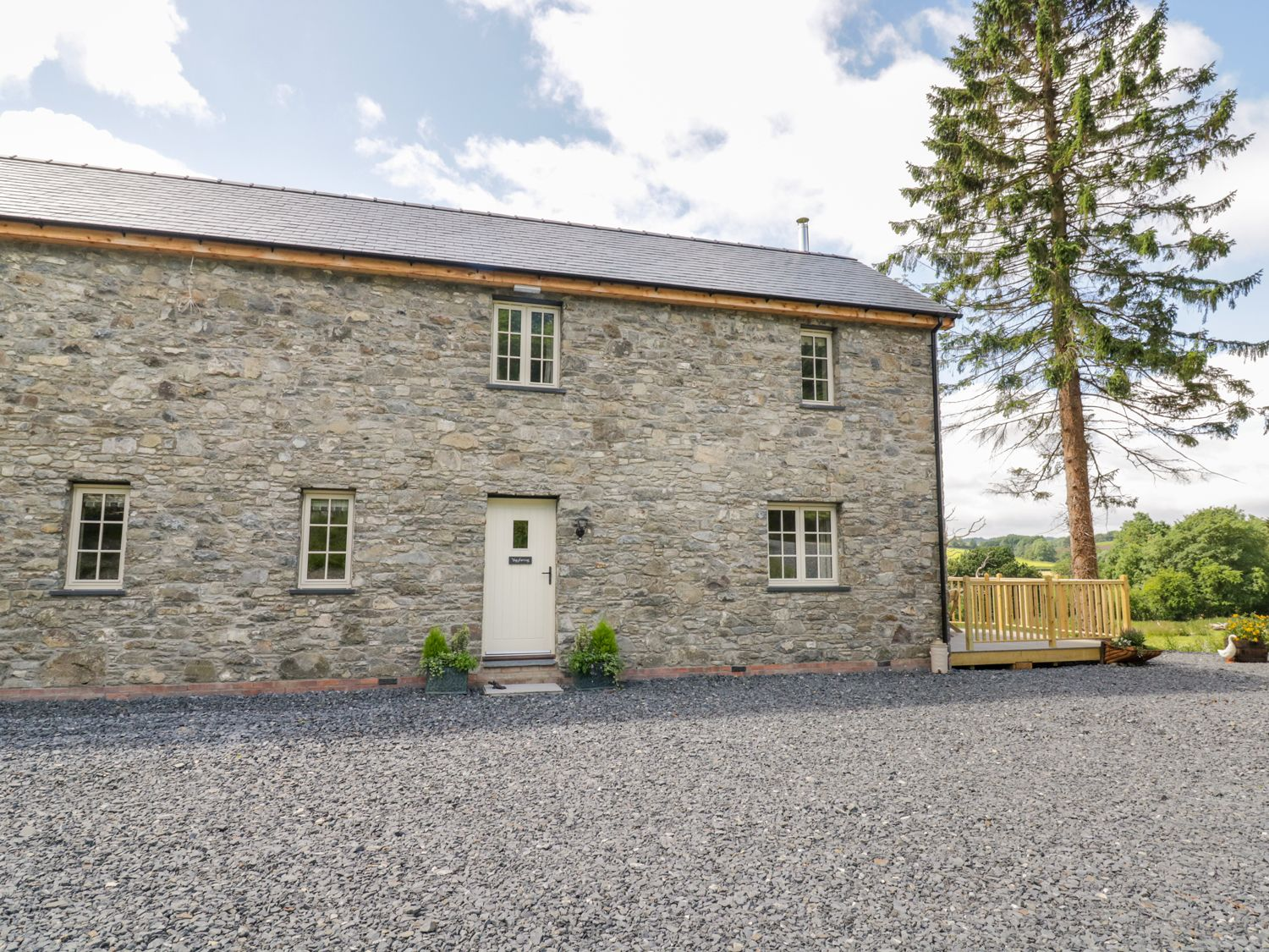 Hare Cottage - Mid Wales - 1011735 - photo 1