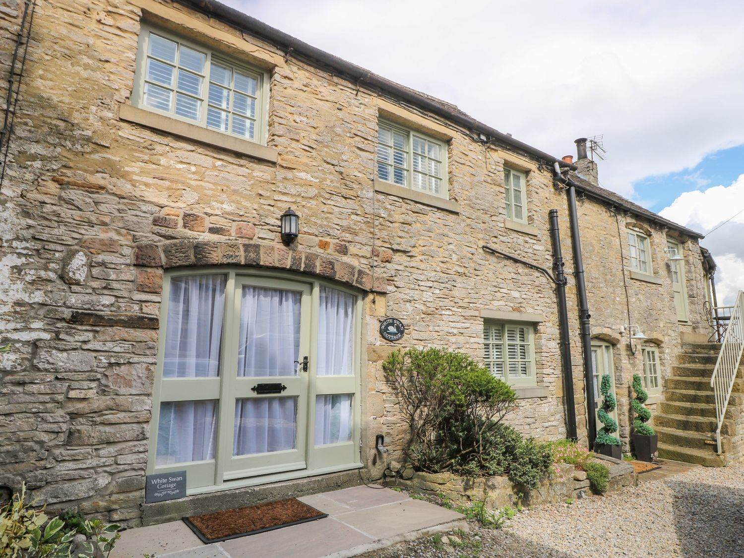 White Swan Cottage - Yorkshire Dales - 1012081 - photo 1