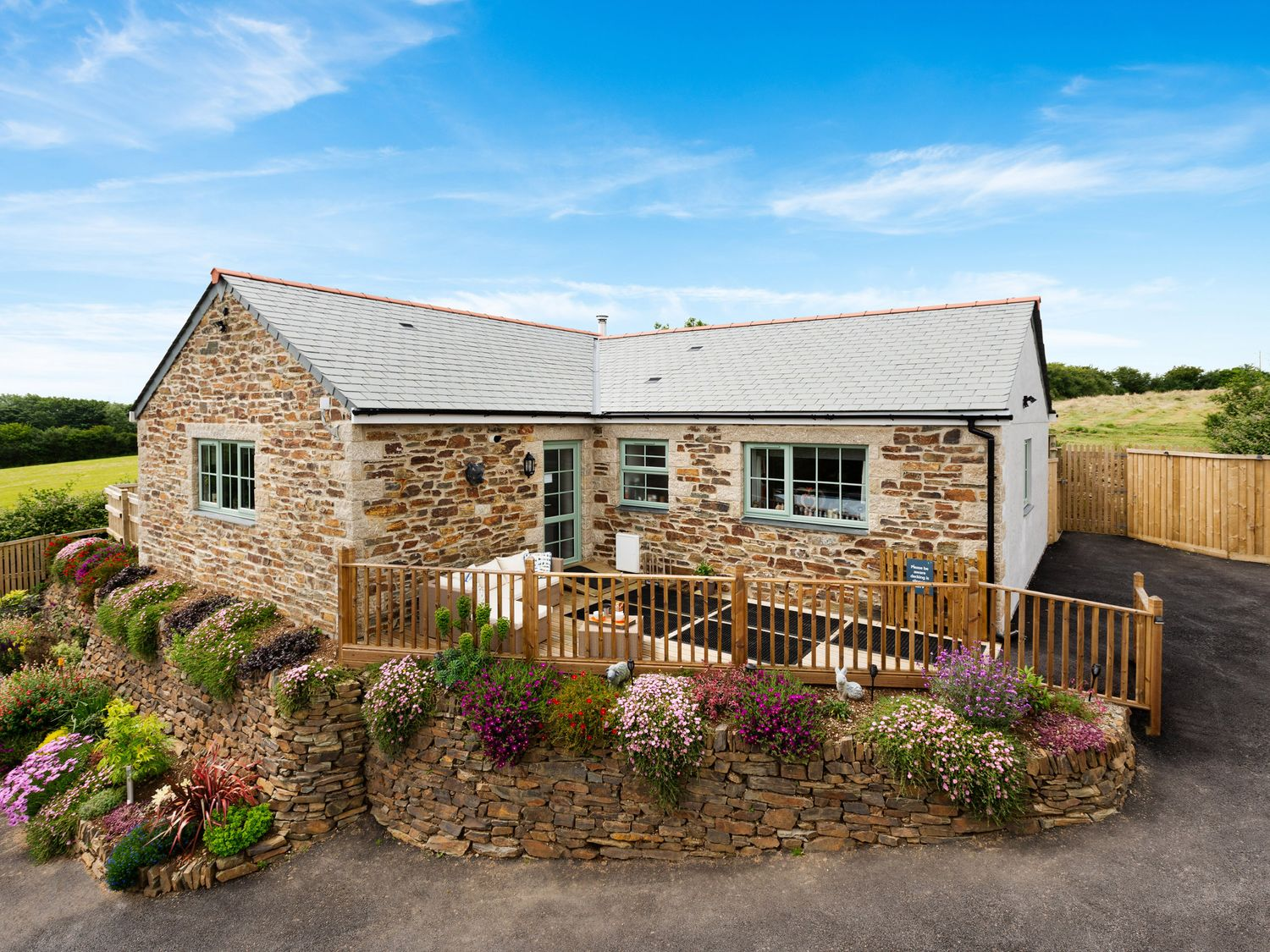 Bear Cottage - Cornwall - 1012424 - photo 1