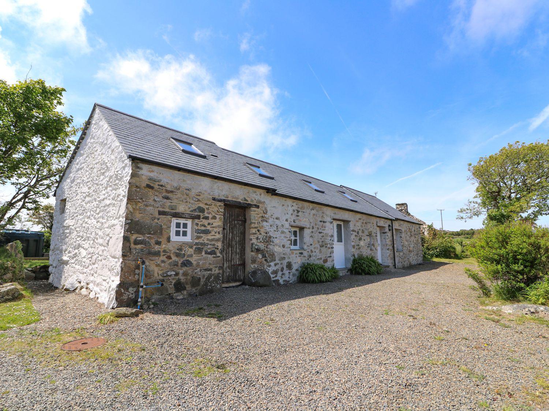 Trefechan Wen Barn - South Wales - 1012802 - photo 1
