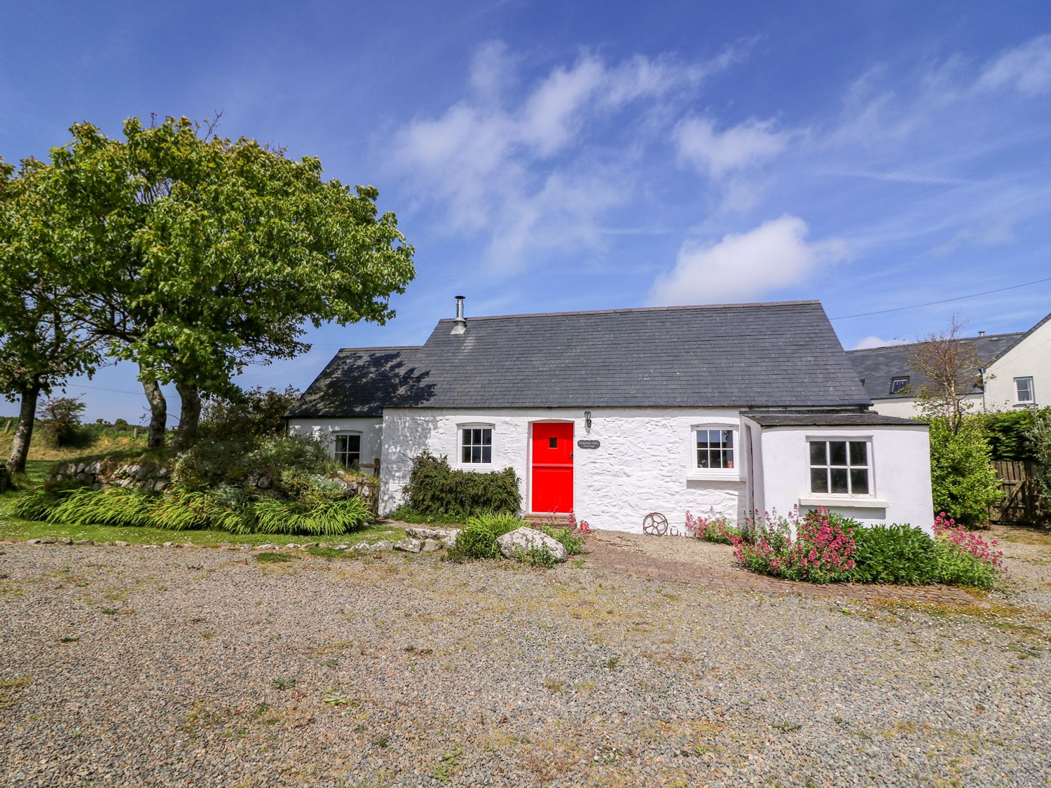 Trefechan Wen Cottage - South Wales - 1012812 - photo 1