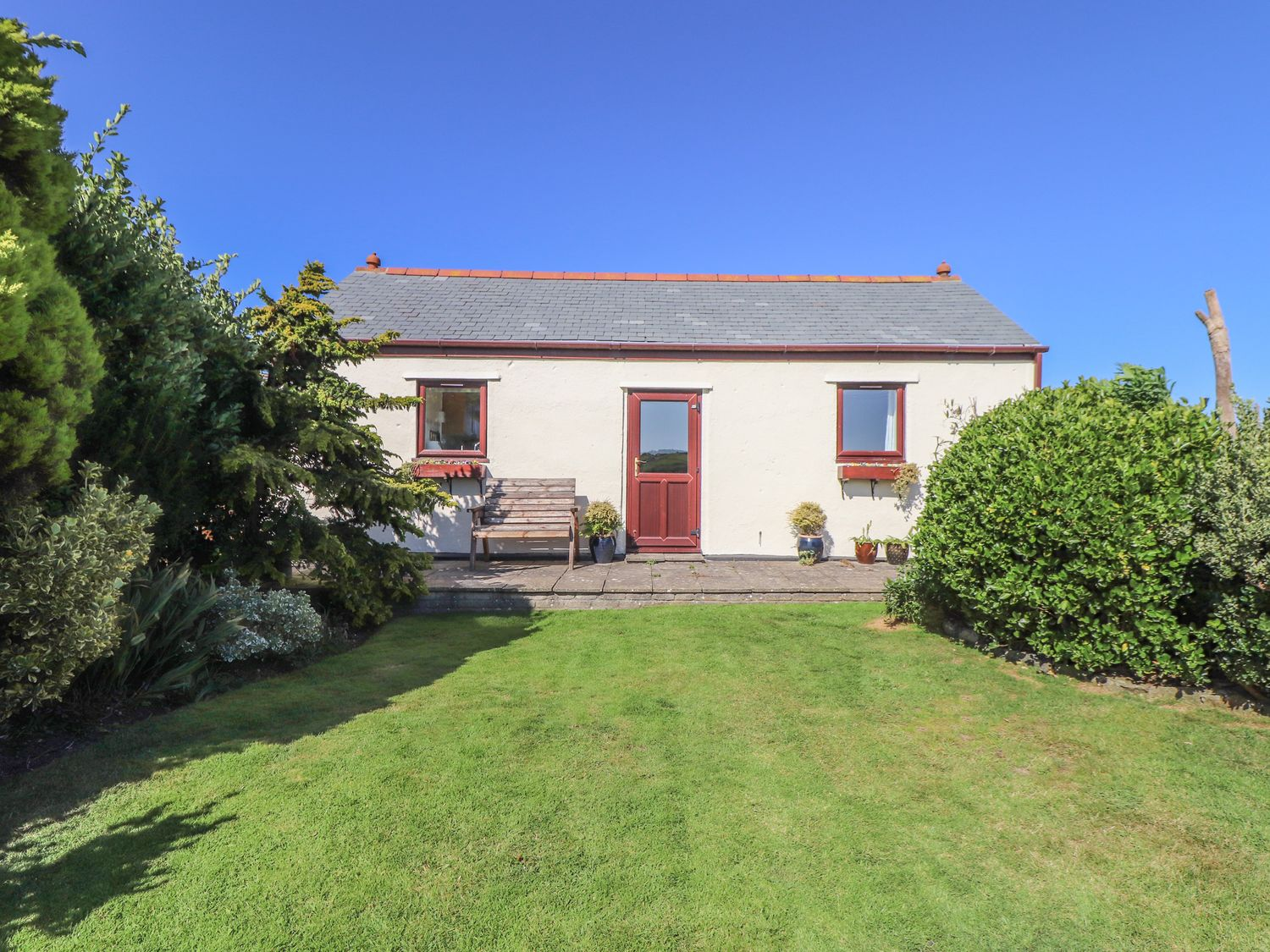 Bowling Green Cottage - Cornwall - 1013041 - photo 1