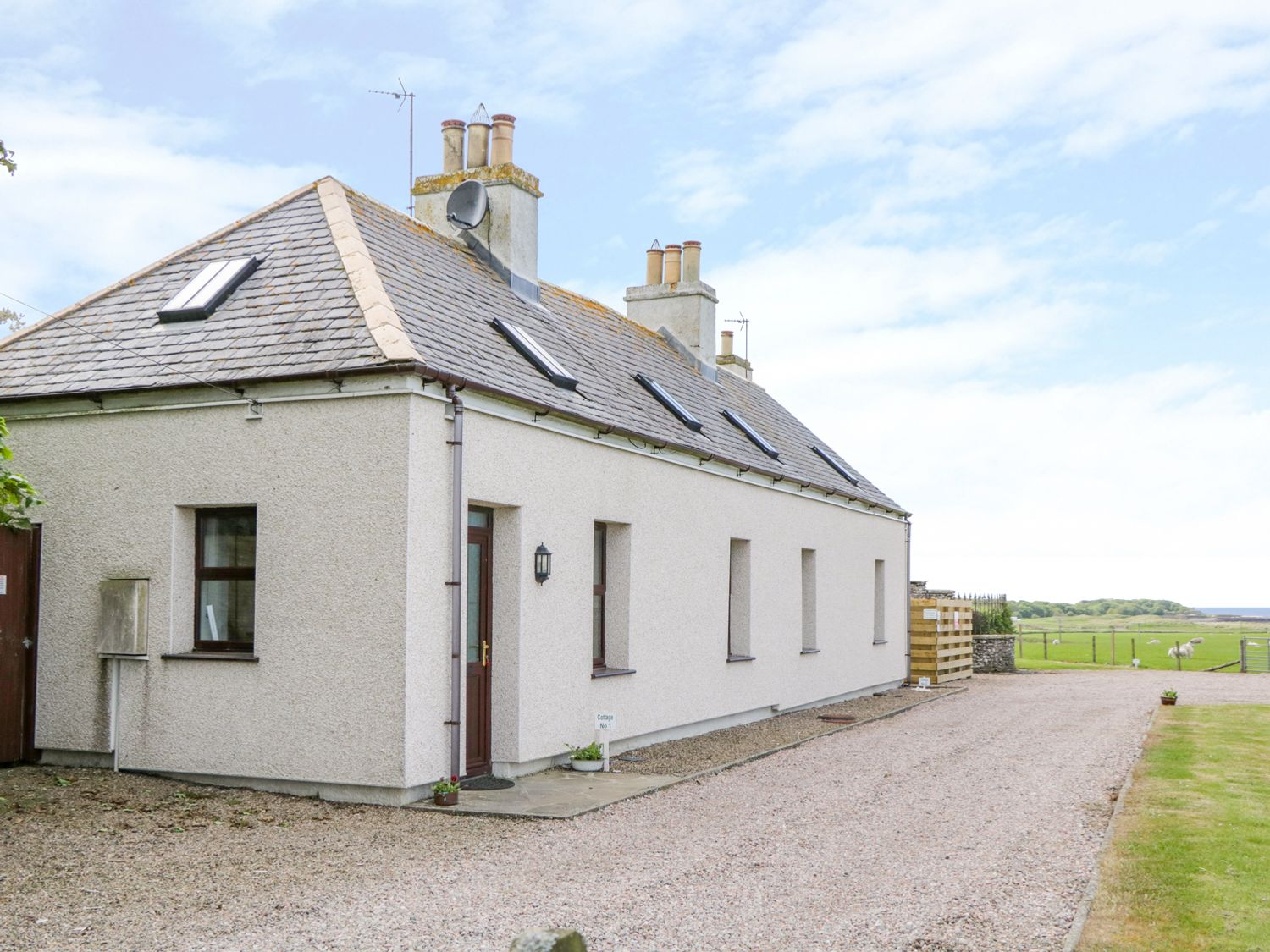 1 Thurdistoft Farm Cottage - Scottish Highlands - 1013672 - photo 1