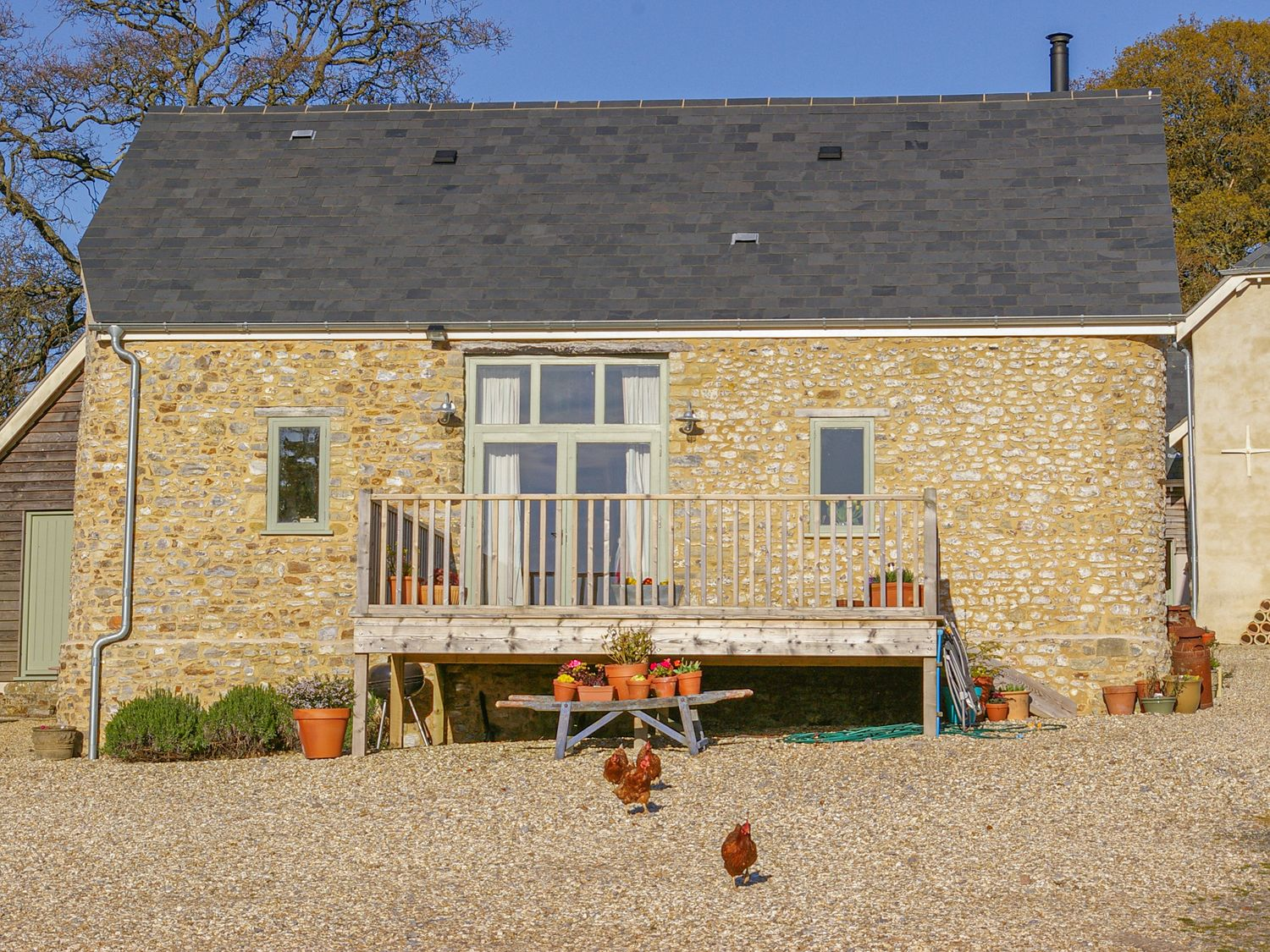 The Apple Barn - Devon - 1014133 - photo 1