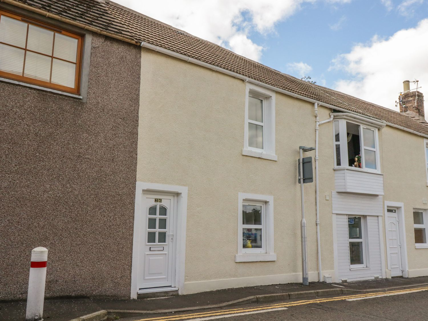 26 Canmore Street, Forfar