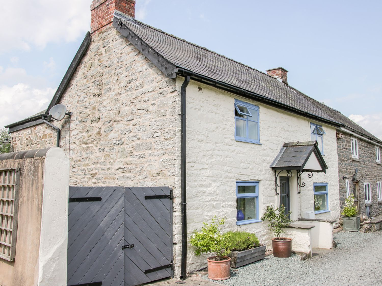 1 Garden Cottages - Shropshire - 1015171 - photo 1