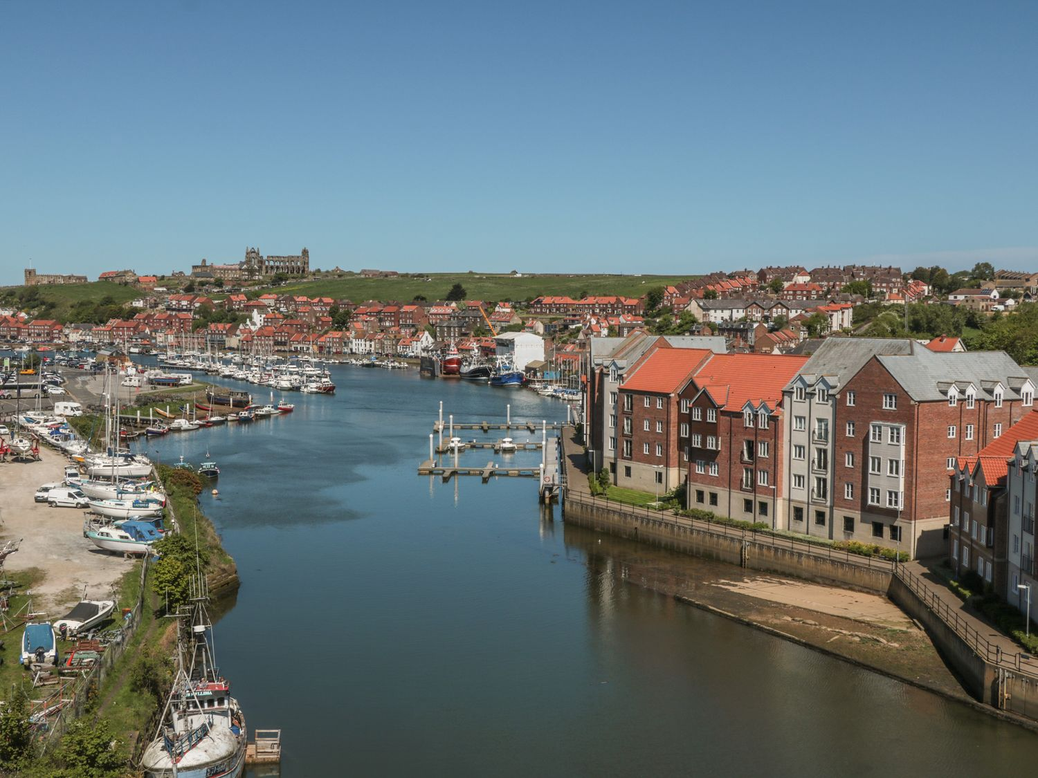Marina Apartment - Whitby & North Yorkshire - 1015243 - photo 1