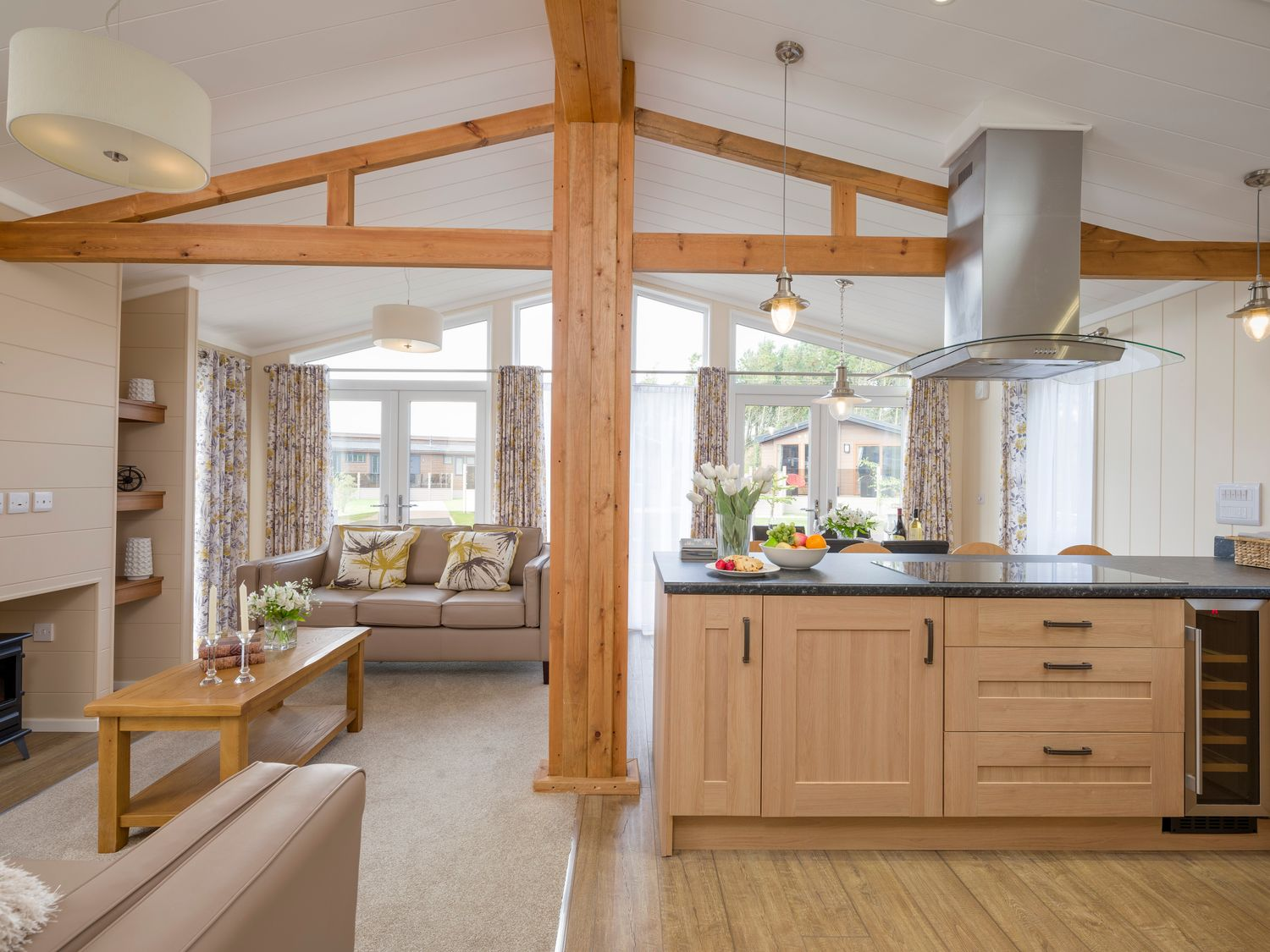Hideaway Lodge - North Yorkshire (incl. Whitby) - 1015754 - photo 1