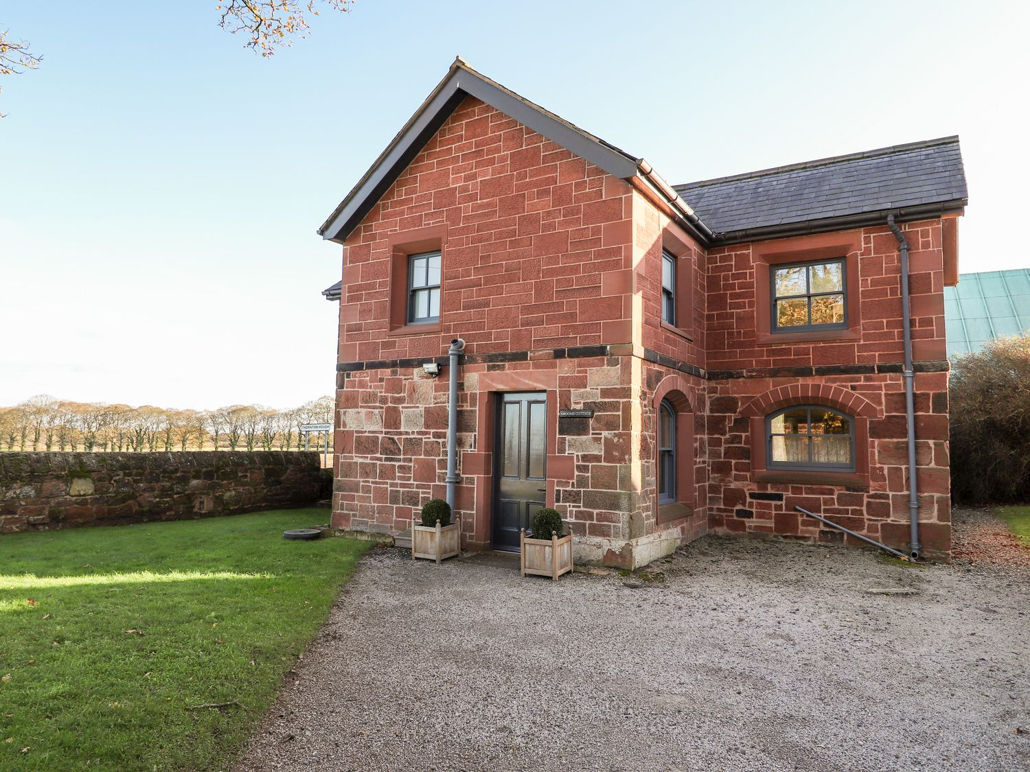 Grooms Cottage - North Wales - 1015988 - photo 1