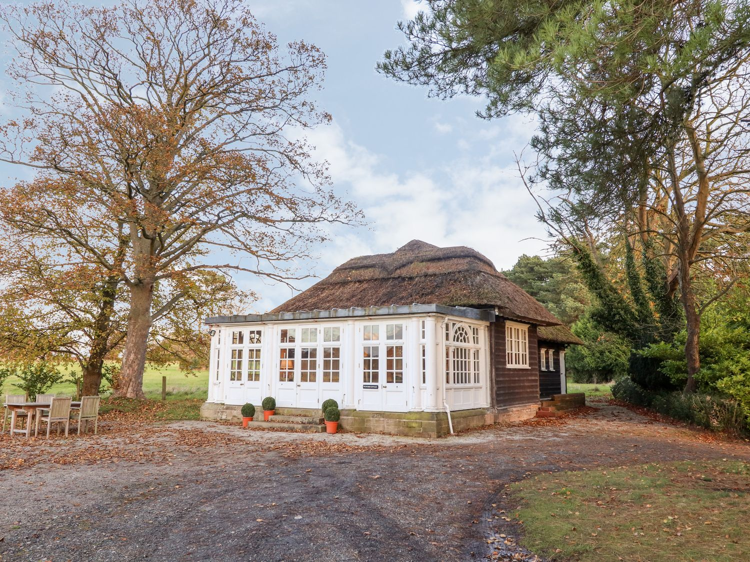 Thatched Pavilion - North Wales - 1015992 - photo 1