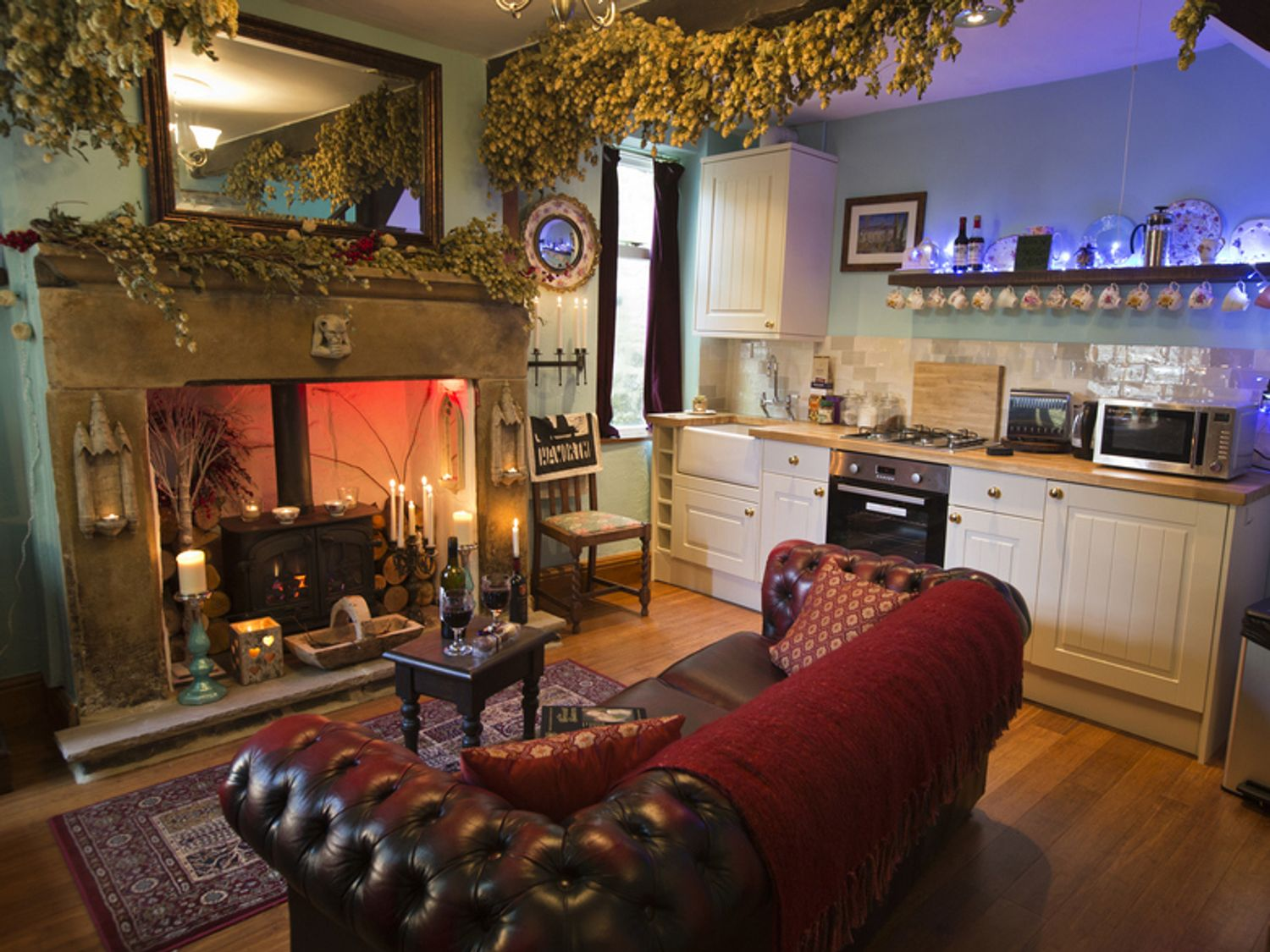 The Little Absinthe Cottage - Yorkshire Dales - 1016659 - photo 1