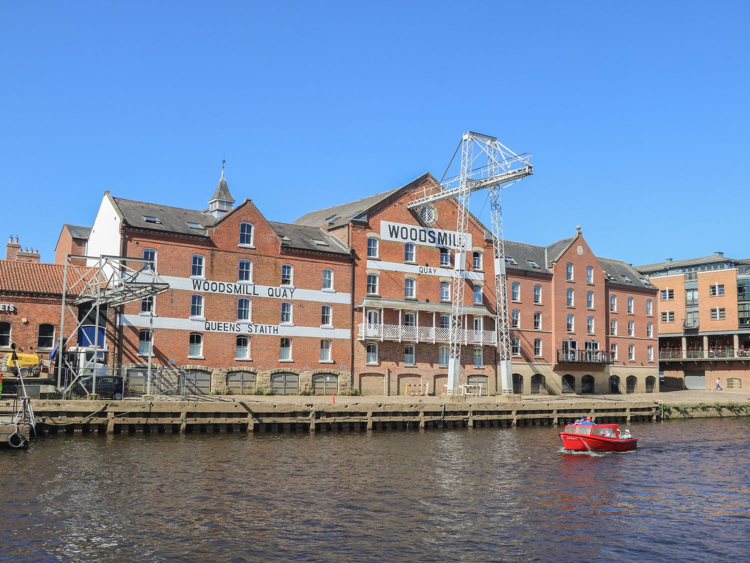 12 Woodsmill Quay - Whitby & North Yorkshire - 1017553 - photo 1