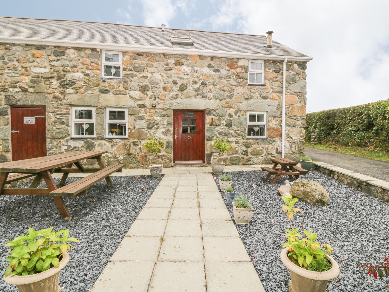 Stable Cottage - North Wales - 1017678 - photo 1