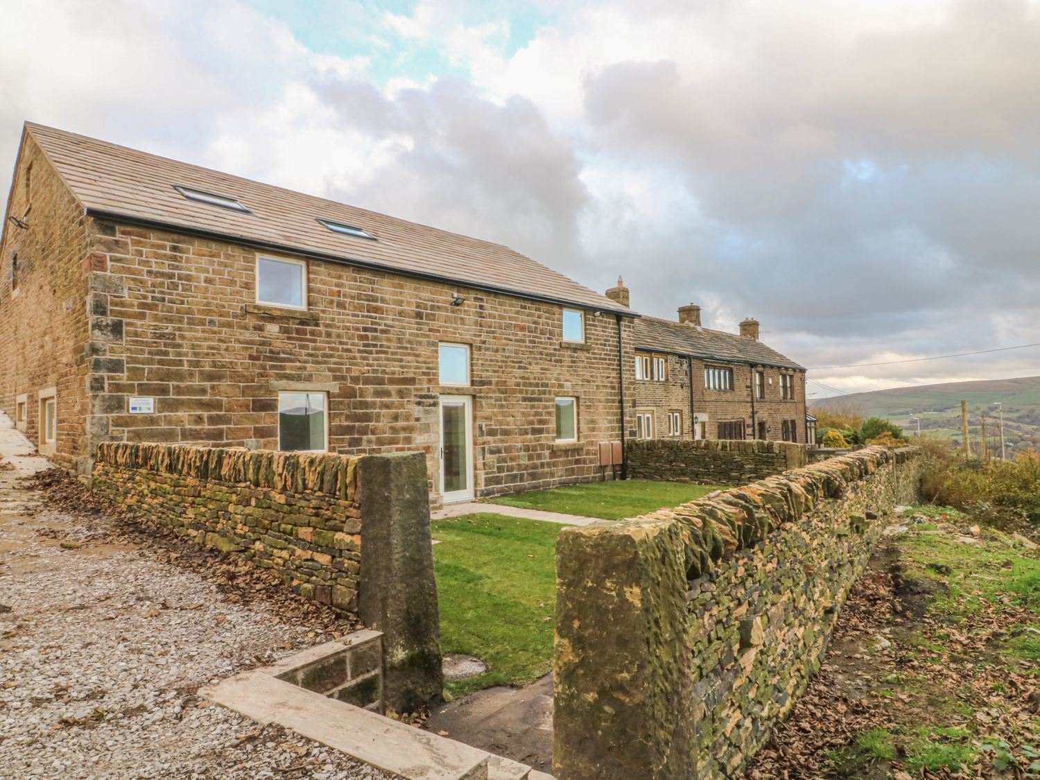 Upper House Barn - Peak District - 1018433 - photo 1