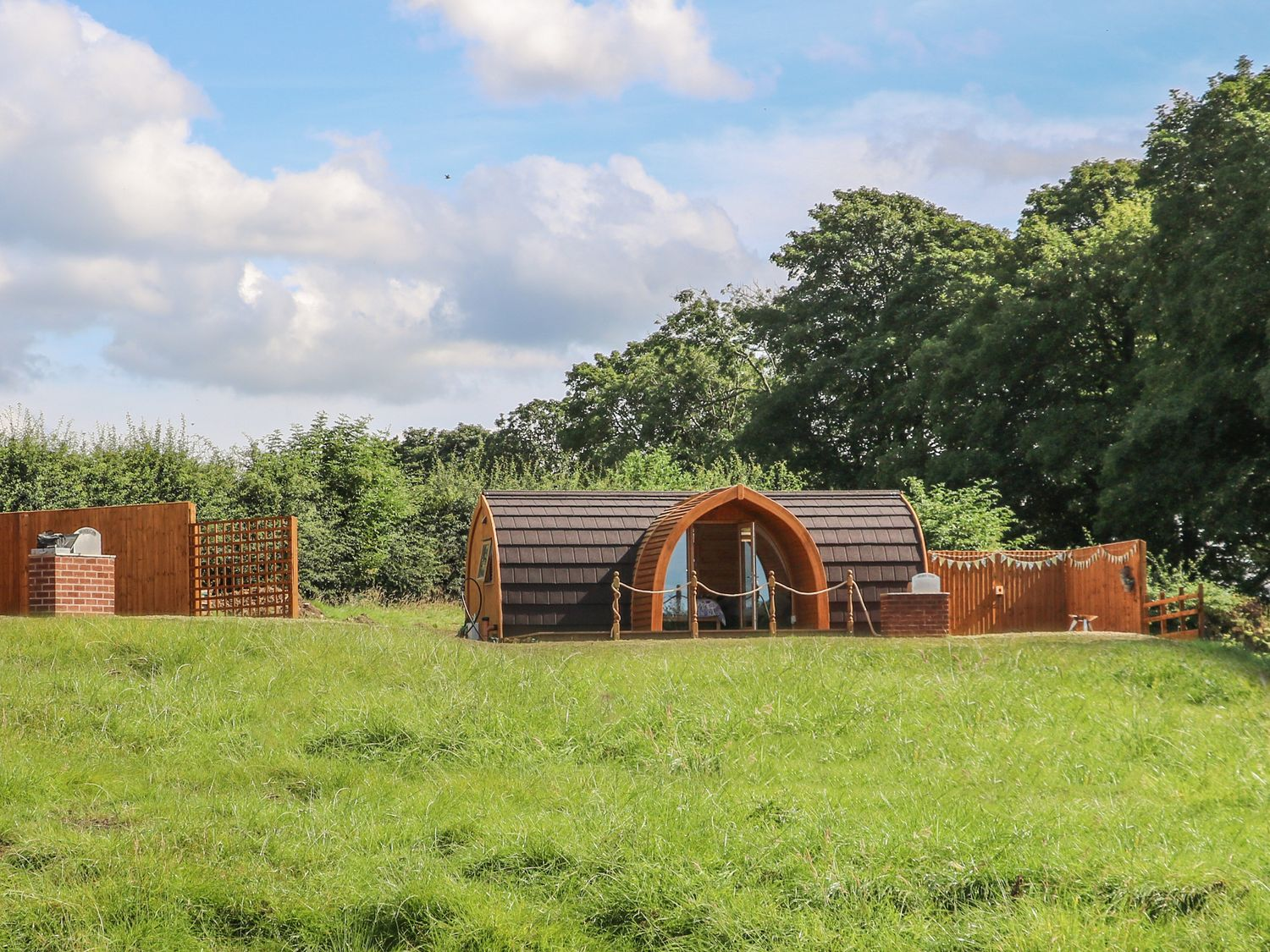 Dandelion @ Hedgerow Luxury Glamping - Yorkshire Dales - 1018693 - photo 1