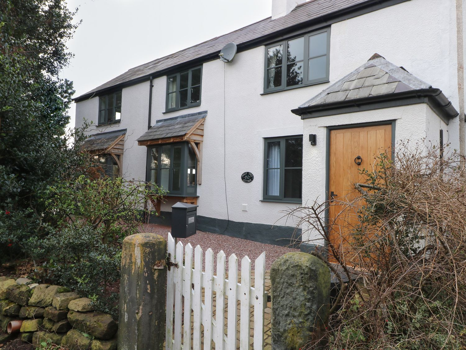 Holly Tree Cottage - North Wales - 1021017 - photo 1