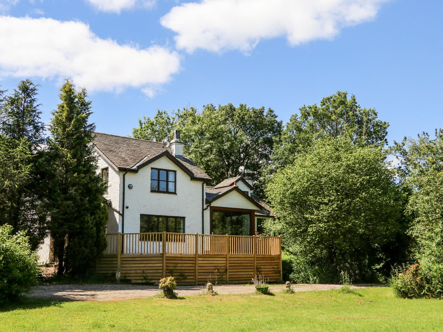 Mossdale Cottage - Lake District - 1021170 - photo 1