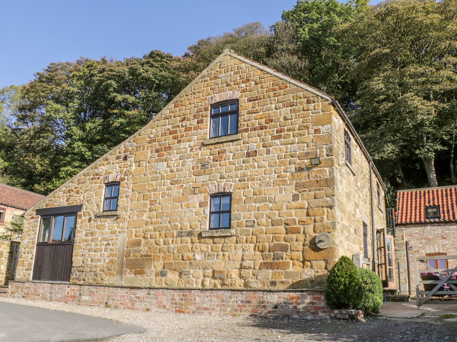 Woodside Barn - Whitby & North Yorkshire - 1021256 - photo 1