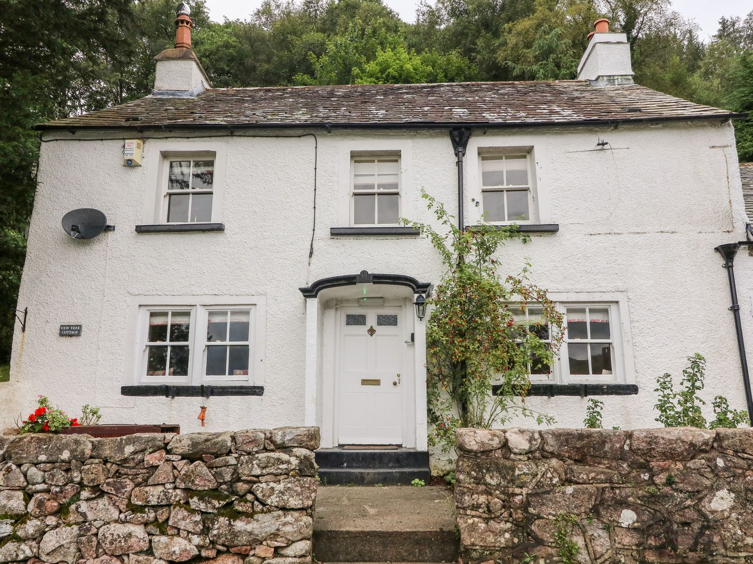 Yew Tree Cottage - Lake District - 1022107 - photo 1